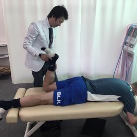 膝の屈曲制限